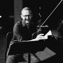 Cale Brandon, violinist
