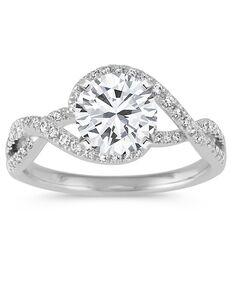 Shane Co. Unique Princess, Asscher, Cushion, Emerald, Marquise, Pear, Round, Oval Cut Engagement Ring