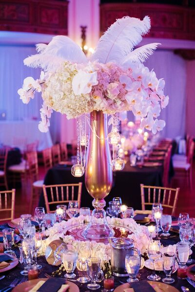 The Velvet Touch Events: Floral & Event Stylists