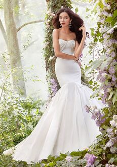 Jim Hjelm 8562 Mermaid Wedding Dress