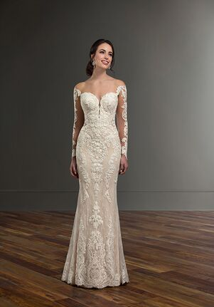 Martina Liana 1015 Wedding Dress