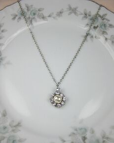 Everything Angelic Claire II Necklace - n347 Wedding Necklace photo