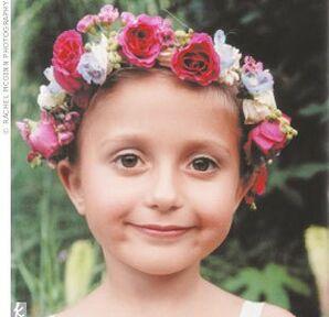 The Flower Girl Look