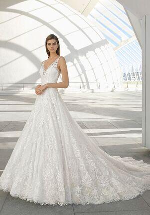 Rosa Clará DEMET A-Line Wedding Dress