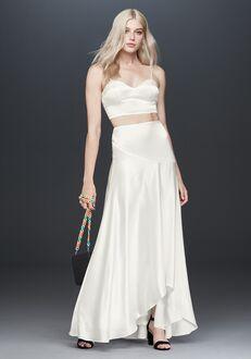 David's Bridal Fame & Partners Style FPW3800278CM Wedding Dress
