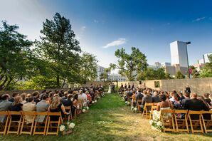Outdoor Ceremony in Denver, Colorado