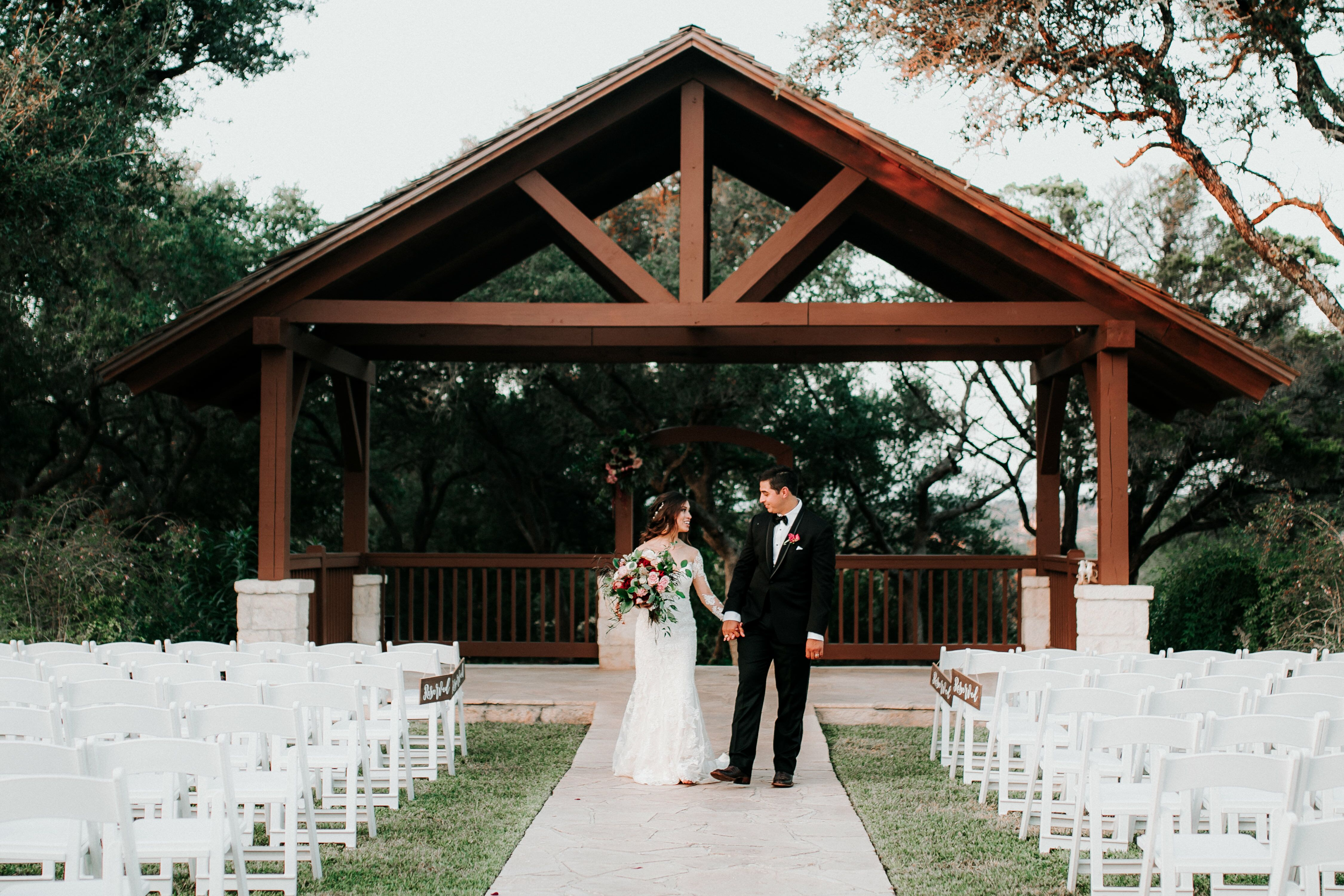 Wedding reception venues in san antonio tx the knot the milestone new braunfels junglespirit Gallery