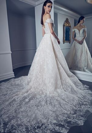 Romona Keveza Collection RK2007 Ball Gown Wedding Dress