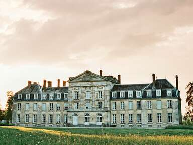 The Knot How to Plan a Chateau Wedding