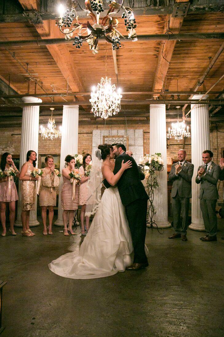 Rachel and Tristan's First Dance
