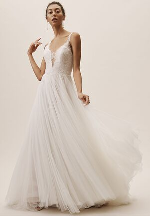 BHLDN Mercer Gown A-Line Wedding Dress
