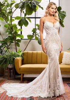 Beloved by Casablanca Bridal BL318 Robyn Mermaid Wedding Dress