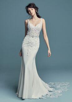 Maggie Sottero Alaina Sheath Wedding Dress