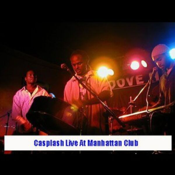 The Casplash Band a.k.a. Caribbean Splash - Reggae Band - Manhattan, NY