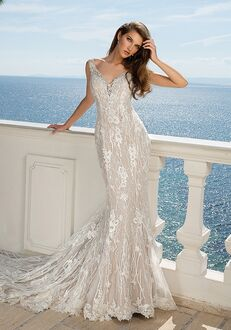 Justin Alexander 88081 Mermaid Wedding Dress
