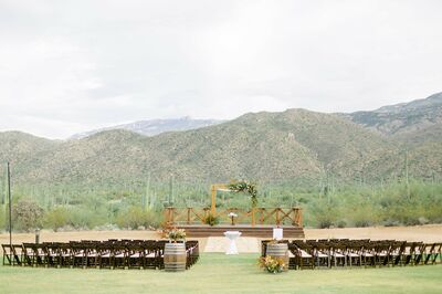 The Tanque Verde Ranch and The Barn