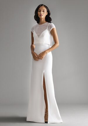 Ti Adora by Allison Webb Delphine Sheath Wedding Dress