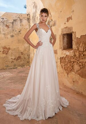 Justin Alexander 88058 A-Line Wedding Dress