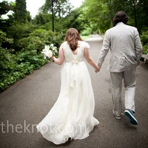 Casual Wedding Gown