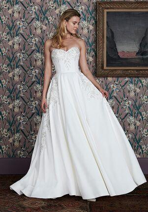 Justin Alexander Signature Rollins Ball Gown Wedding Dress