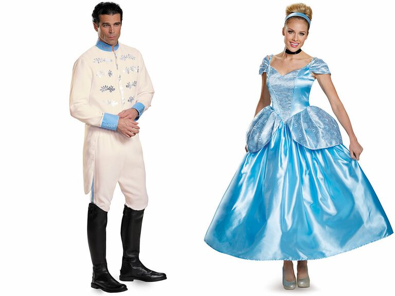 13 Cute Disney Couple Costumes