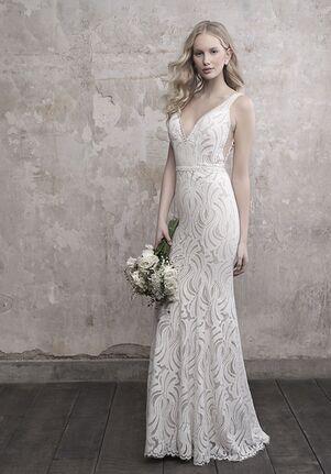 Madison James MJ465 Sheath Wedding Dress