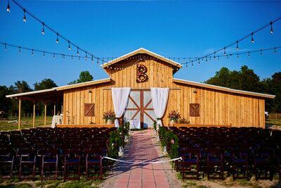 The Barn at Live Oak Ranch