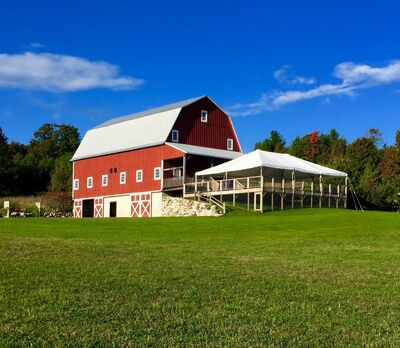 Garvey Family Wedding Barn