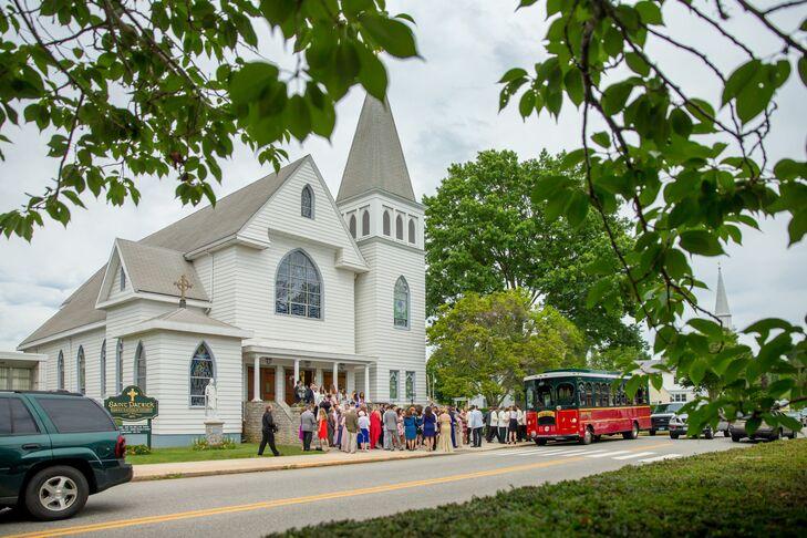 St. Patrick's Catholic Church Wedding Venue