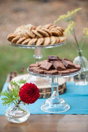 Dessert Bar, Cookies and Brownies