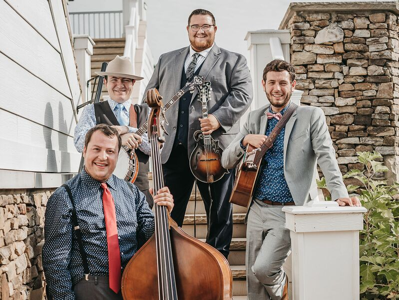 Seth Mulder & Midnight Run - Bluegrass Band - Sevierville, TN