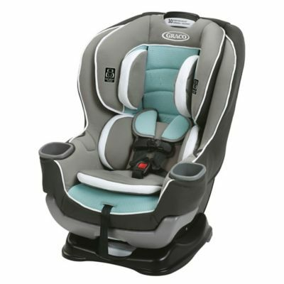 Shop Our Registry At Buybuy BABY GracoR Extend2FitTM Convertible Car Seat In SpireTM