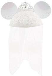 Minnie Mouse Ear Hat