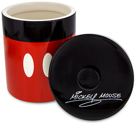 Mickey Mouse Colorful Kitchen Canister