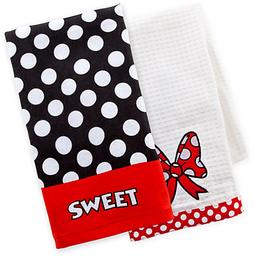 Minnie Mouse Dish Towel Set