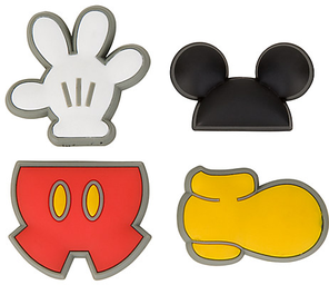 Best Of Mickey Mouse Magnet Set 4 Pc