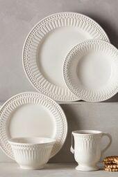 Virginia rundle david swider wedding registry ceres dinner plate junglespirit Choice Image