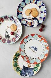 Brian hubschman olivia barica wedding registry quillen dessert plate set junglespirit Choice Image