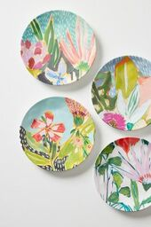 Michael coughlin heather foster wedding registry michael heathers anthropologie wedding registry shop their registry lulie wallace melamine canape plate set junglespirit Choice Image