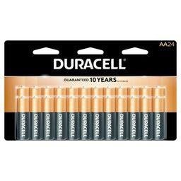 Duracell CopperTop AA Alkaline Batteries
