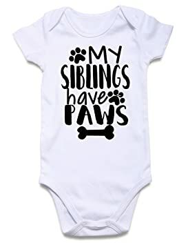 d00a76a24 Funnycokid Infant Baby Layette Bodysuit Funny Newborn Bodysuits Rompers  Outfits