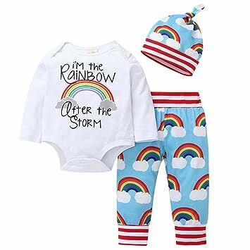 Mri-le1 Baby Girls Long Sleeve Jumpsuit Hurricane Season-1 Baby Clothes