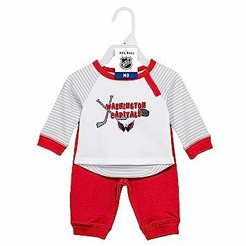 NHL Washington Capitals Children Unisex Scrimmage 2Piece Shirt   Pant Set 93f65d69b