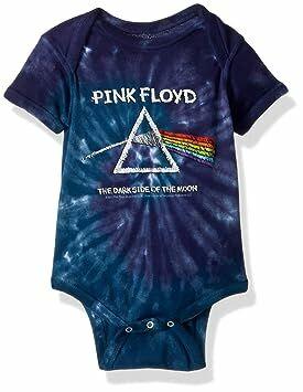 41d675b34 Liquid Blue Baby Pink Floyd Dark Side Chalk Onesie, tie/dye 0-6 Months
