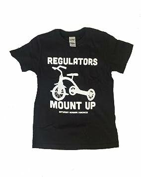 2c45aa478 Regulators Mount Up Black Unisex Baby Tee (18-24 Months)