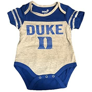 13c93b2dd Outerstuff Duke Blue Devils 2-Piece Infant Creeper Set (0/3 Months)