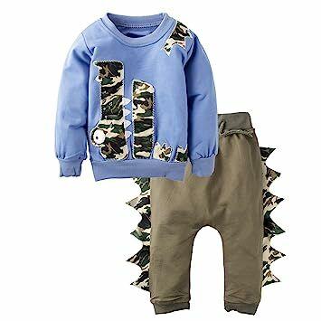e0dafcfcf34d authentic f71ca c67ac big elephant baby boys2 piece cute long sleeve ...