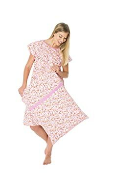 b5d2aca0d13cc Baby Be Mine Gownies - Delivery Maternity Hospital Gown Labor Kit  (Small/Medium pre Pregnancy 0-10, Sophie)