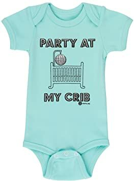 9ed6553c8 Baby Shower Gifts by Fayfaire Boutique | Funny Baby Clothes Party at My  Crib NB-6M