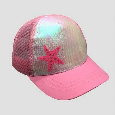977e0604cd0 Baby Girls  Starfish Baseball Cap - Cat   Jack™ Pink 12-24M